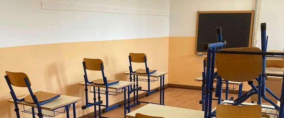 Locri, tutto pronto per il rientro a scuola degli studenti