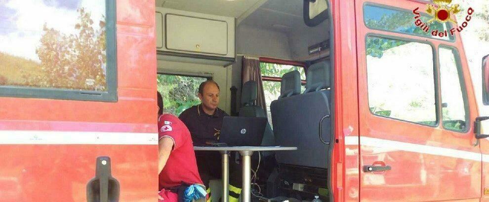 Calabria: va a funghi e perde l'orientamento. Rintracciato dai vigili del fuoco