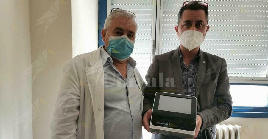 Coronavirus, dal 1 novembre saranno disponibili i test rapidi per chi accederà al pronto soccorso di Locri