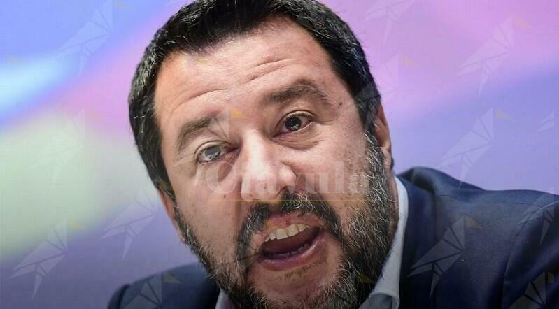 Salvini usa il dramma dell'epidemia come strumento di battaglia politica
