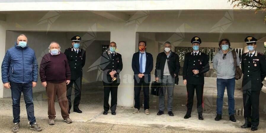 Marina di Gioiosa ionica: Accordo tra comune e prefettura, consegnati ai carabinieri i beni confiscati