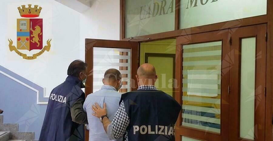 Tentata rapina nei pressi della stazione di Vibo – Pizzo, arrestato 47enne