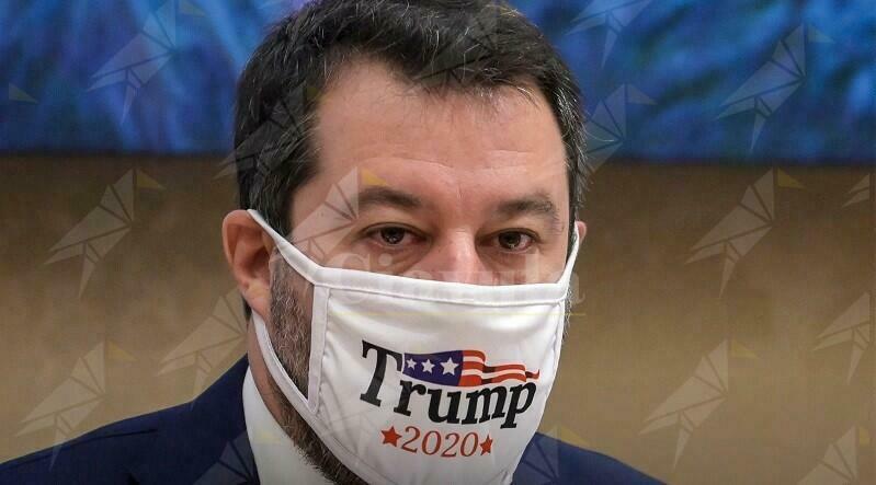 Il 'cheerleader italiano di Trump continua a diffondere fake news