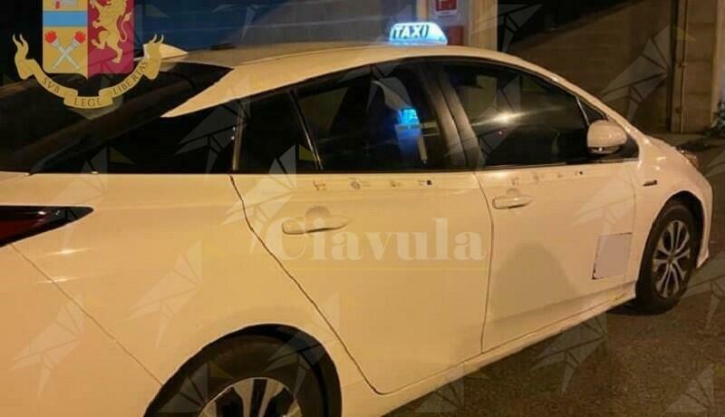 Sorpreso in possesso di 800 grammi di cocaina, arrestato un tassista