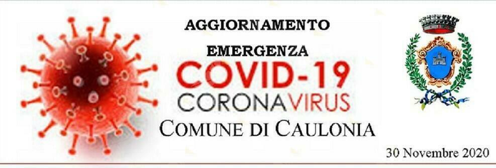 A Caulonia 10 persone sono guarite dal covid