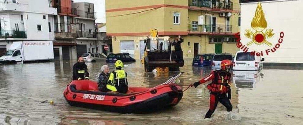 """Maltempo, numerosi i danni nella provincia di Crotone. Torromino(FI): """"Servono interventi urgenti"""""""