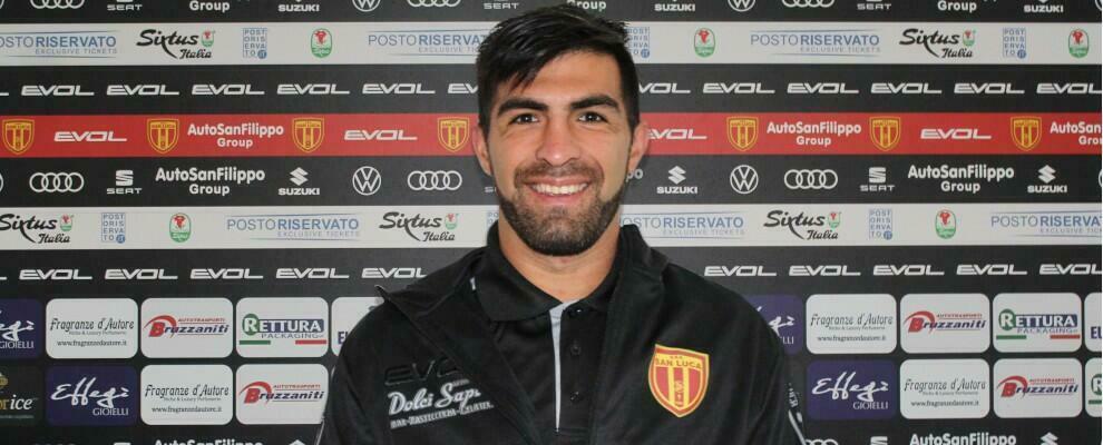 Per il giocatore Esteban Selpa inizia una nuova avventura con il San Luca
