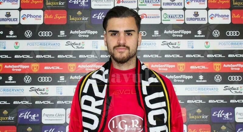 Oscar Eugenio Lorefice ha firmato per l'ASD San Luca