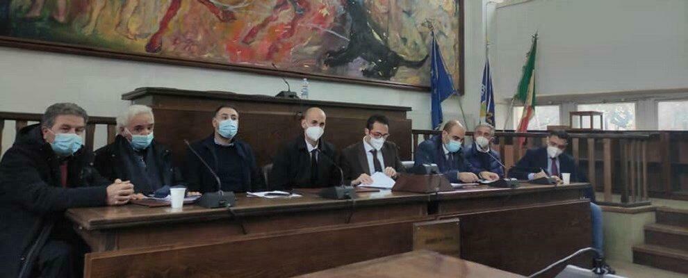 Michele Conia si candida al Consiglio Metropolitano