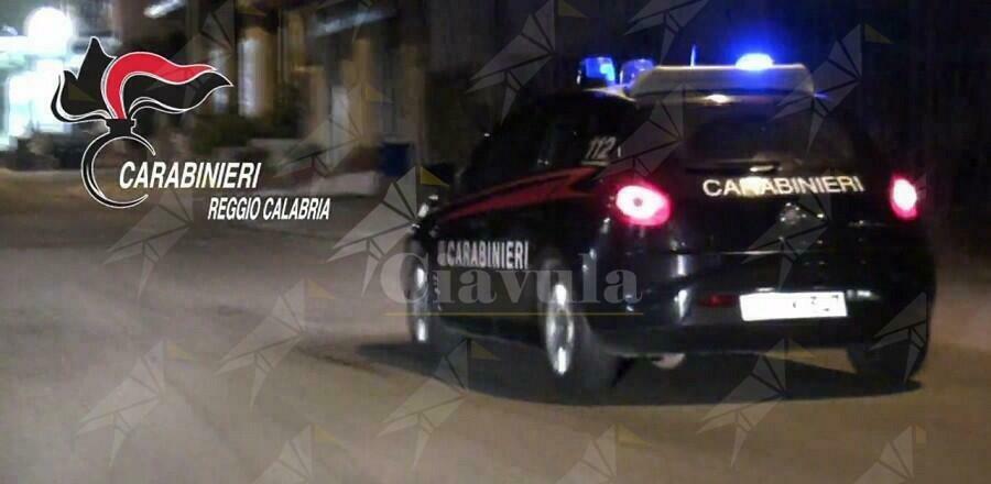 Controlli dei carabinieri nella Piana di Gioia Tauro, due arresti e due denunce