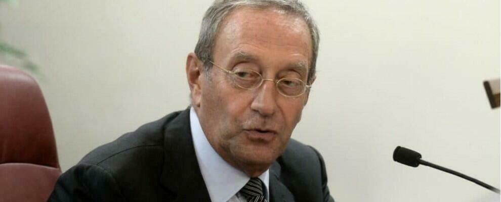 Morto suicida l'ex viceministro calabrese Antonio Catricalà, il cordoglio della Giunta Regionale