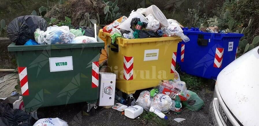 La Gm Dimensione Servizi chiede collaborazione ai cittadini di San Nicola di Caulonia per la raccolta differenziata