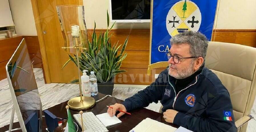 Nuova ordinanza di Spirlì: 4 comuni calabresi in zona rossa fino al 17 marzo
