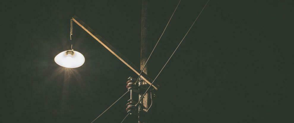 """Segnalazione: """"A Vasì di Caulonia due lampioni non funzionanti da mesi"""""""