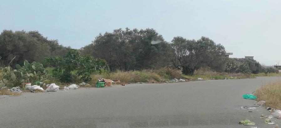 Siderno, l'associazione Libra si propone per la pulizia di via Dromo Nord e via Ceresole
