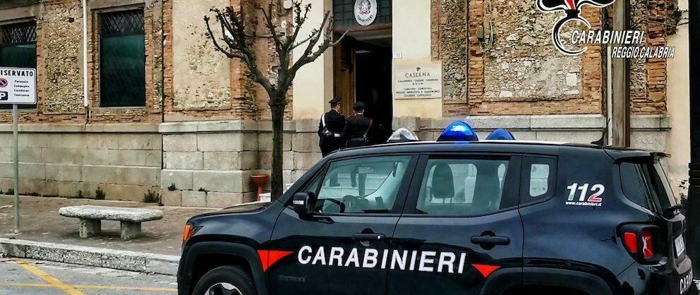 Calabria: Danneggiamento aggravato in concorso, una persona in manette
