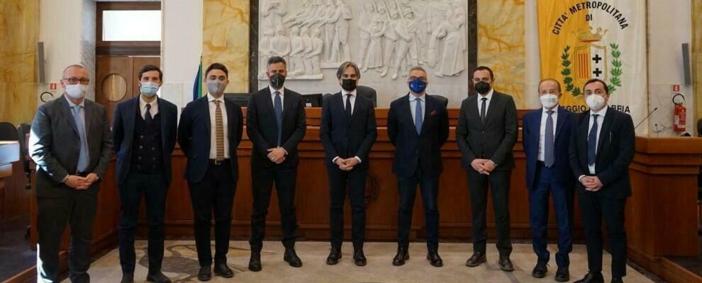 Città Metropolitana, prestigiosi incarichi per il sindaco di Benestare Domenico Mantegna