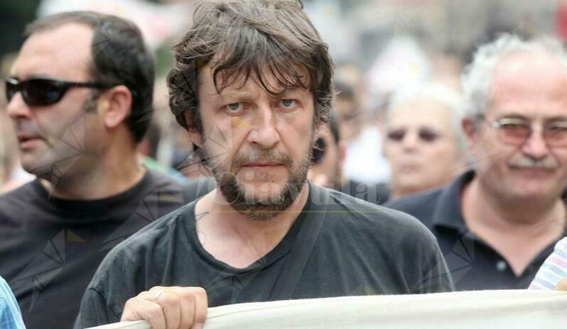 """Luca Casarini: """"Si, sono colpevole di avere aiutato altri esseri umani"""""""