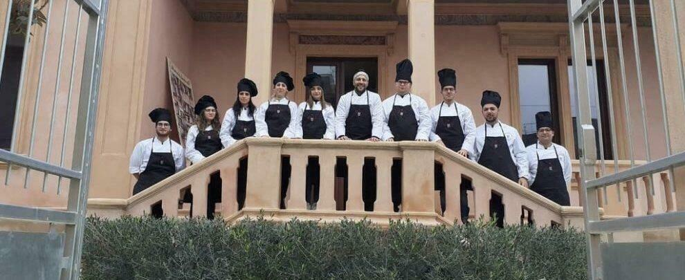 """Festival di Sanremo: la Calabria in tavola con gli allievi della cucina della Locride """"Uno chef per Elena e Pietro"""""""