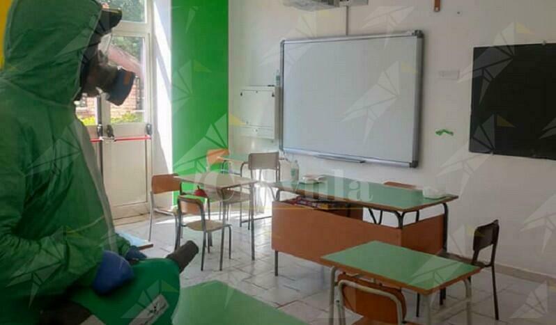 Caulonia: Ripartono le lezioni in presenza all'Istituto Comprensivo Falcone – Borsellino