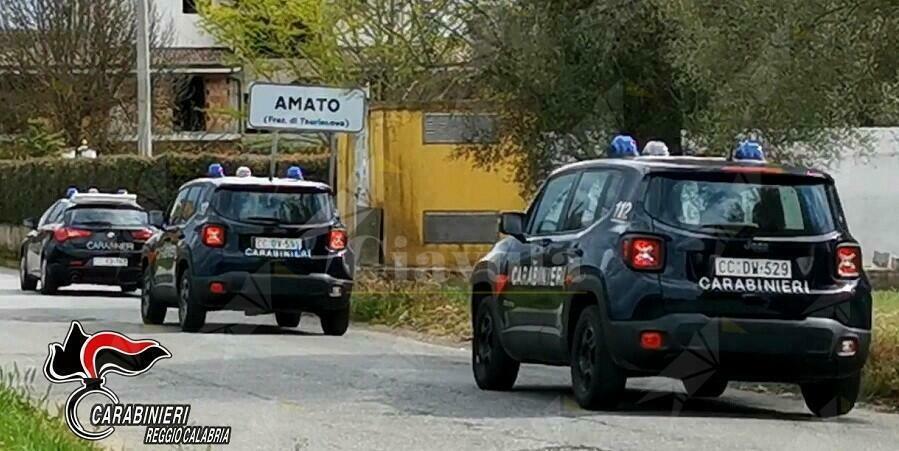 6 arresti per droga tra Locride e Piana. Tutti i nomi
