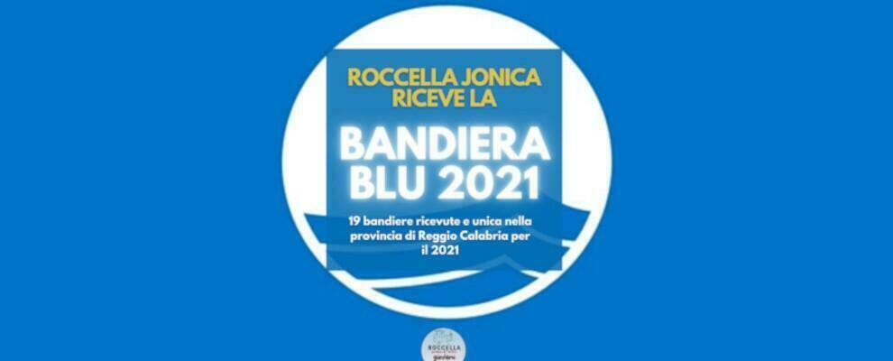 Roccella Jonica nuovamente bandiera blu