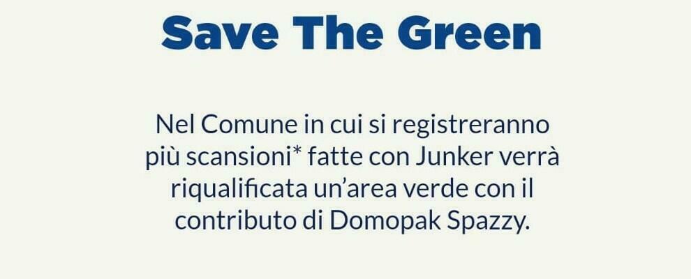 """Differenziata: a Caulonia parte l'iniziativa """"Save The Green"""""""