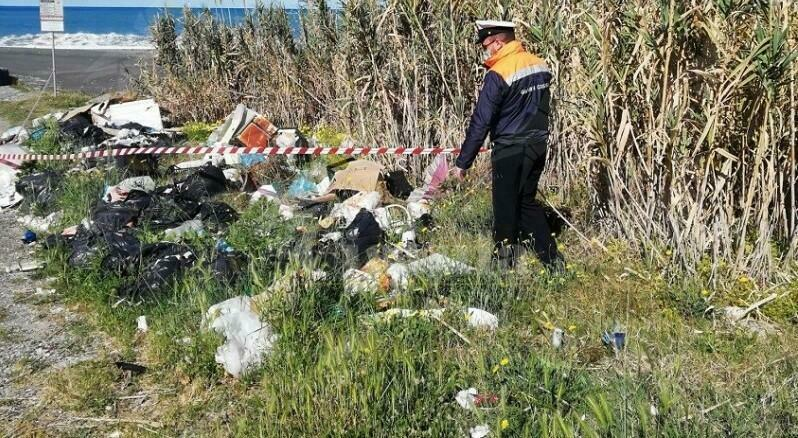 Capitaneria di porto: Individuate discariche abusive nella Locride