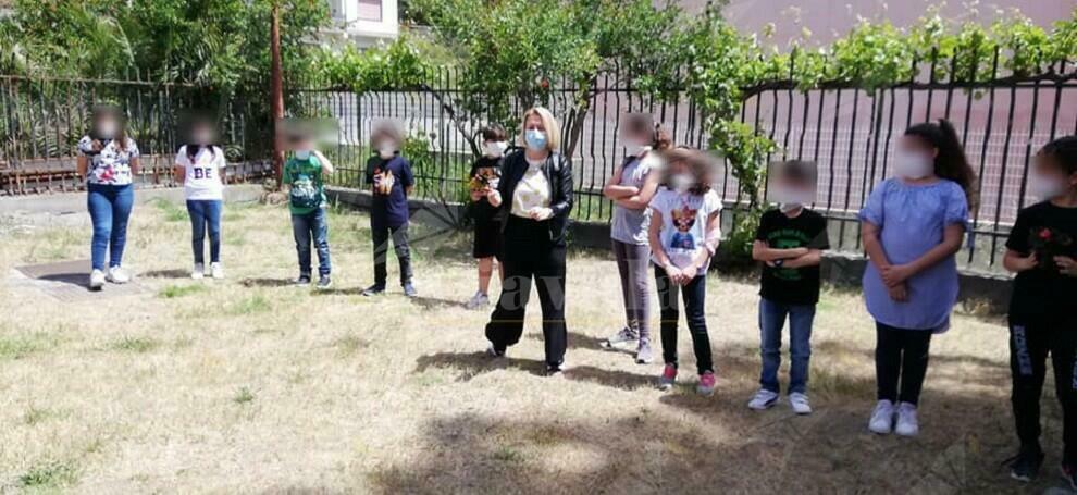 I bambini di Caulonia pianteranno i fiori nei giardini delle scuole