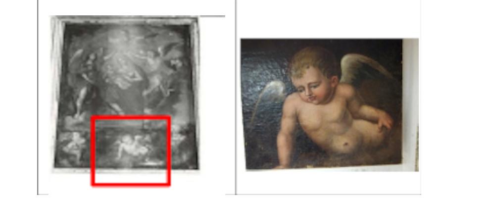 Recuperato dai carabinieri un dipinto trafugato: era in vendita presso un antiquario calabrese