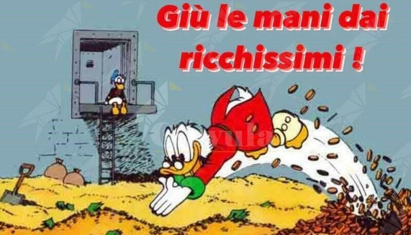 In Italia i ricchi sempre più ricchi e i poveri sempre più poveri