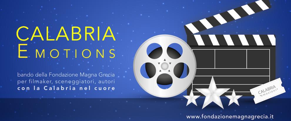 Scelti i cinque finalisti del bando Calabria Emotions