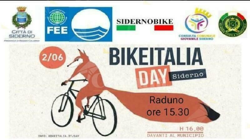 """Domani a Siderno verrà celebrata la """"Giornata mondiale della bicicletta"""""""