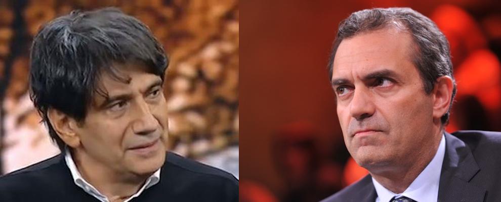 Demagistris risponde per le rime a Carlo Tansi