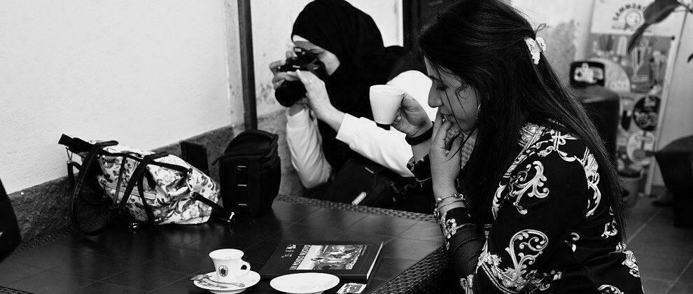 A Camini, Sant'Ilario dello Jonio e Rosarno il racconto dei migranti attraverso la fotografia