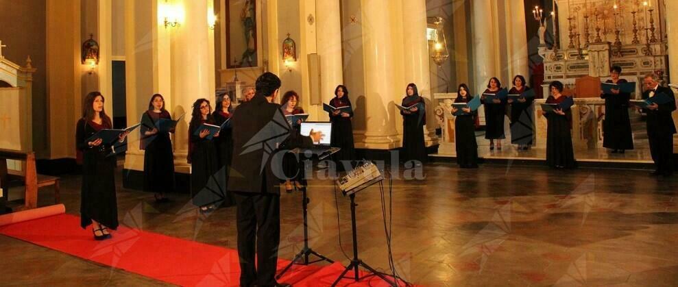 Sant'Andrea Apostolo dello Jonio, appuntamento finale per il XVIII raduno corale internazionale di canti
