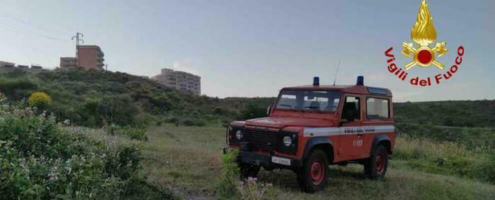 Calabria, esce di casa per gettare la spazzatura e sparisce: ricerche in corso