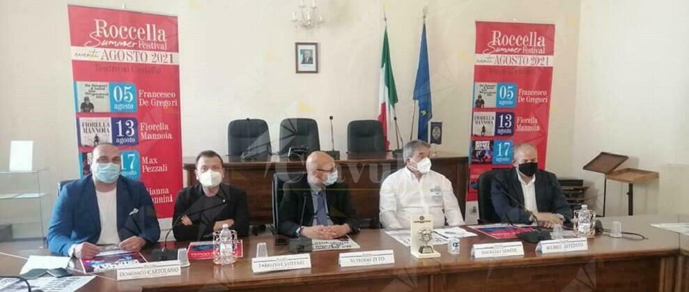 De Gregori, Fiorella Mannoia, Max Pezzali e Gianni Nannini, la super estate di Roccella