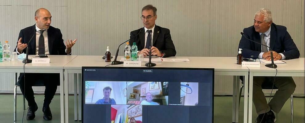 Viabilità: il commissario straordinario dell'Anas incontra i sindaci dei comuni attraversati dalla SS 106 Jonica