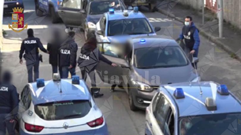 'Ndrangheta: Investirono un affiliato, 2 uomini in manette per tentato omicidio