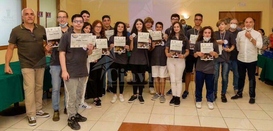Il consigliere delegato Carmelo Versace a Riace per la cerimonia di apertura della scuola nazionale di astronomia