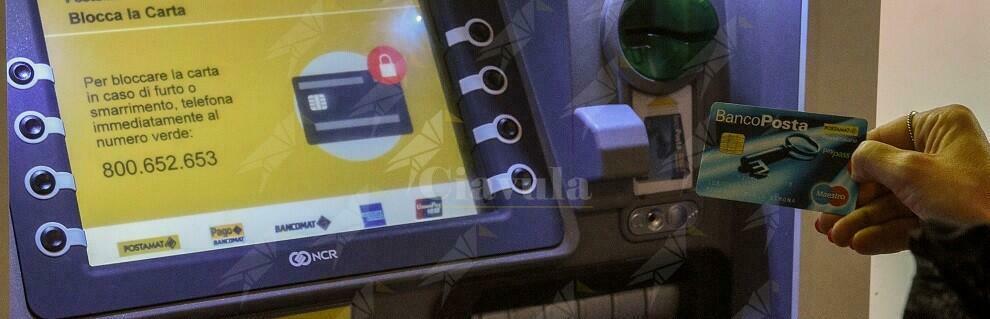Marina di Gioiosa, installato ATM postale di nuova generazione