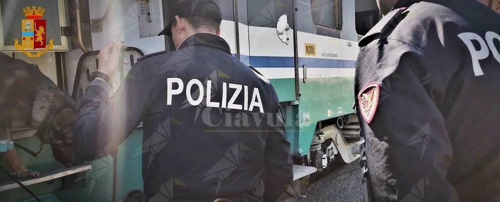 Calabria: colpisce con una testata al volto agente della Polizia ferroviaria