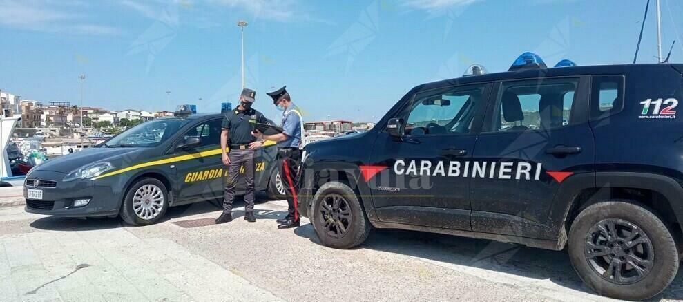 Tre turchi arrestati in Calabria perchè in possesso di documenti falsi